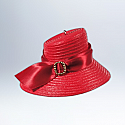 Hallmark 2012 Looking Good for the Lord Ornament Red Hat QSM7771