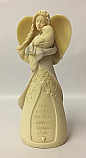 Enesco Foundations Mother with Baby Angel 4014327