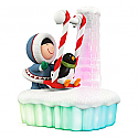 Hallmark 2016 Swing In The Holidays The World Of Frosty Friends Table Decoration Requires Magic Cord Sold Separately QGO1071