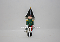 Hallmark 1999 Clothespin Soldier French Officer Miniature Ornament 5th In Series QXM4579