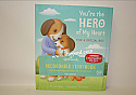 Hallmark Youre The Hero Of My Heart For A Special Boy Recordable Storybook Hardcover KOB8157