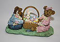 Boyds Easter Collection - Esther and Burt Springfield (Hoppy Easter) #4021167