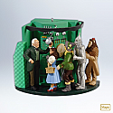 Hallmark 2012 The Man Behind the Curtain Ornament The Wizard of Oz QXI2911