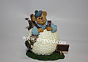 Boyds The Bearstone Collection - Wilson Puttenstuff (Par for the Course) #2277991