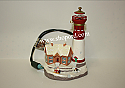 Hallmark 2000 Lighthouse Greetings Ornament 4th In The Series QXL7344 Damaged Box